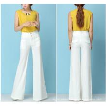 15PKPT03 2014-15 Lady multi colour casual 55 / 45 tube linen pants