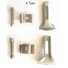 Steel Grating Clips Fasteners for Steel Bar Gratings Fixed Clamps