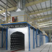 Maquinaria do equipamento do revestimento do pó de China