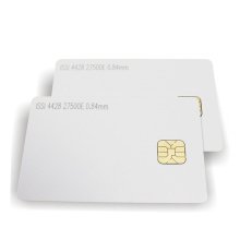 Contact IC SLE4442 Smart card 256 Bytes memory