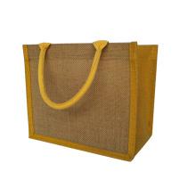Fancy wholesale durable newest mini burlap jute bag manufacturer