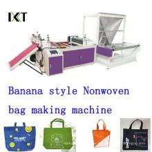 Sac non tissé faisant le fabricant de sac de machines Kxt-Nwb04 (CD d'installation attaché)