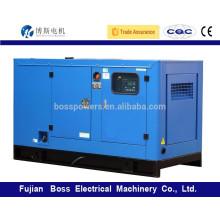 1500 rpm Quanchai silencieux 230V générateur 30kw