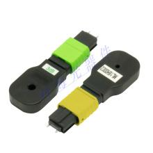 Bouclage de fibre optique MPO pour une utilisation en réseau