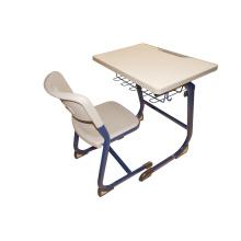Студенты-студентки-мебельные стулья с одним столом и стулом с открытой передней металлической книжной коробкой