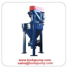Vertical Industrial Durable Mining Froth Foam Pump