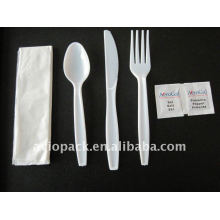 Airline Plastic Cutlery Kit