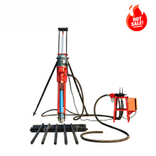 China made High Quality 20m portable down the hole Borehole  drilling rig
