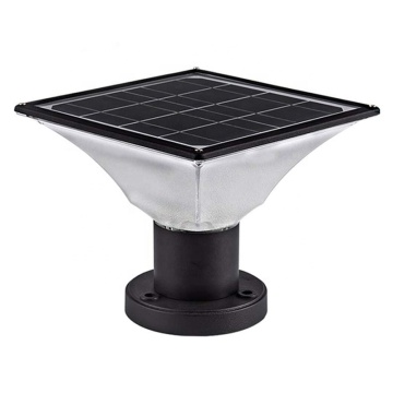 7W Solar LED Pillar Light