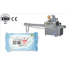 Tipo econômico Máquina de embalagem molhada do tecido