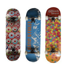 Billige komplette Skatesboards Windstraße Ahorn für Preis