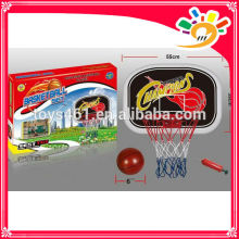 classic basketball board with ring