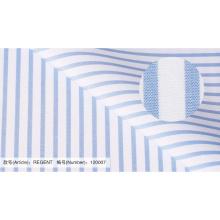 Полоса 100 хлопок ткань для рубашки Яньтай Китай поставщики