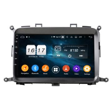 reproductor multimedia del coche para Kia Carens 2013