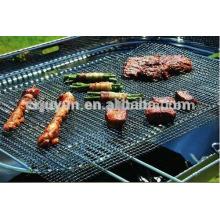Easy Clean Non-stick BBQ Mesh Grill Mat