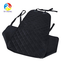 Pet Front Seat Cover for Cars,WaterProof & Nonslip Rubber Backing with Anchors, Quilted, Padded, Durable Pet Seat Covers for Pet