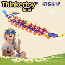 DIY Plastic Education Toy for Children