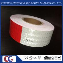 C2-ponto favo de mel tipo PVC fita reflexiva (C3500-B(D))
