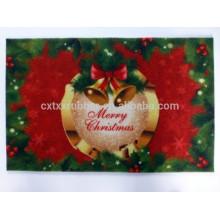 Christmas door mat, 2015 gift floor mat, Celebration door mat