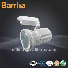 CE RoHS Certificarion 30W COB светодиодные гибкие трек освещения