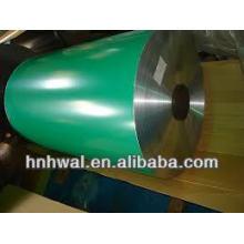 Bobines en aluminium revêtues, bobines en aluminium revêtues de couleur
