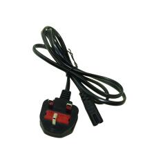 Cordon de connecteur d'ordinateur Câble CA Prise UK