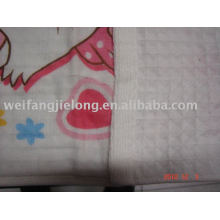 100% cotton jacquard face towel for home and hotel