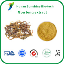 2%~5% алкалоидов, Ункария rhynchophylla ГОУ ТЭН экстракт