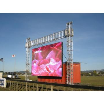 Outdoor Stage P4 Rental Led Display Video Wall