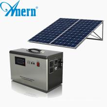 Home Lighting 1KW mini kit panel solar energy generator