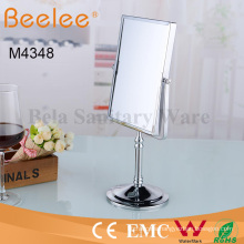 Bathroom Table Mirror Double Side Makeup Loupe Mirror