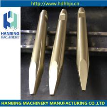 Cincel para martillos perforadores y martillos hidráulicos