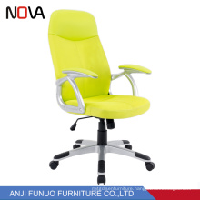 New design high back Anji office colorful leather computer chair promotion