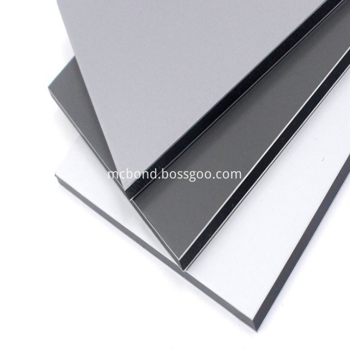 Pvdf Aluminum Composite Panel Price 1