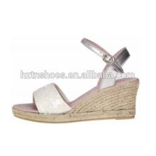 2016 Women Wedge Sandal Sex High Heel Pump Shoes