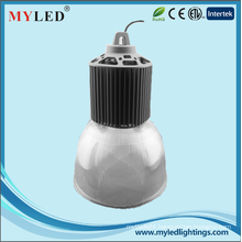 200w High Power Industrial Lightings CE LED High Bay Light with Acrylic Cover