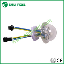 35mm smd5050 rgb pixel point led light 19mm hole punching