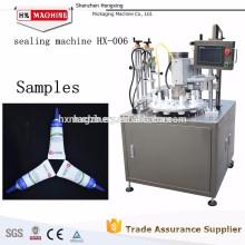 Vente usine de remplissage automatique et la machine d'étanchéité, Machine de remplissage d'étanchéité en Chine