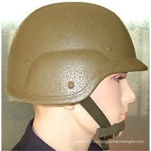 NIJ Iiia aramida casco a prueba de balas