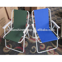 Foldable canvas chair,Fashionable table and folding garden chairs