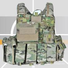 Multi-Cam Quick Release Bulletproof Vest