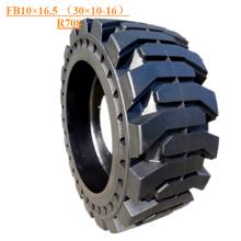 Solid Skid Steer Tire FB10×16.5 (30×10-16) R708