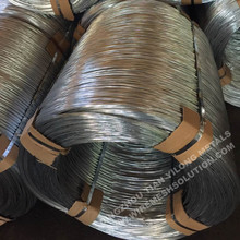 Galvanized Iron Wire for Wire Mesh Panel