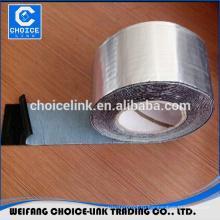 Водонепроницаемый материал самоклеющаяся алюминиевая фольга резиновая лента