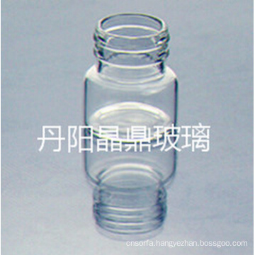 Supply Series of High Quality Screwed Clear Tubular Glass Vial with Resisdent Cap