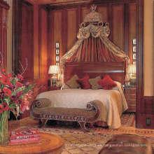 Buen diseño de muebles de estilo clásico y antigüedades del hotel