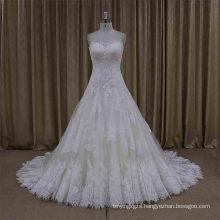 Ral Sample Custom Made Korean Styel Wedding Dress