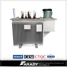 Transformateur électrique électrique de type 1250 kva