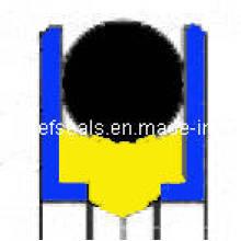 Top Quality PTFE Rotary Shaft Internal Seals- Rdi