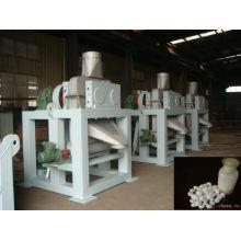 Máquina de granulação de compactação de óxido de alumínio